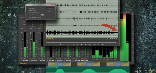 Audio Editing in Premiere Pro CC