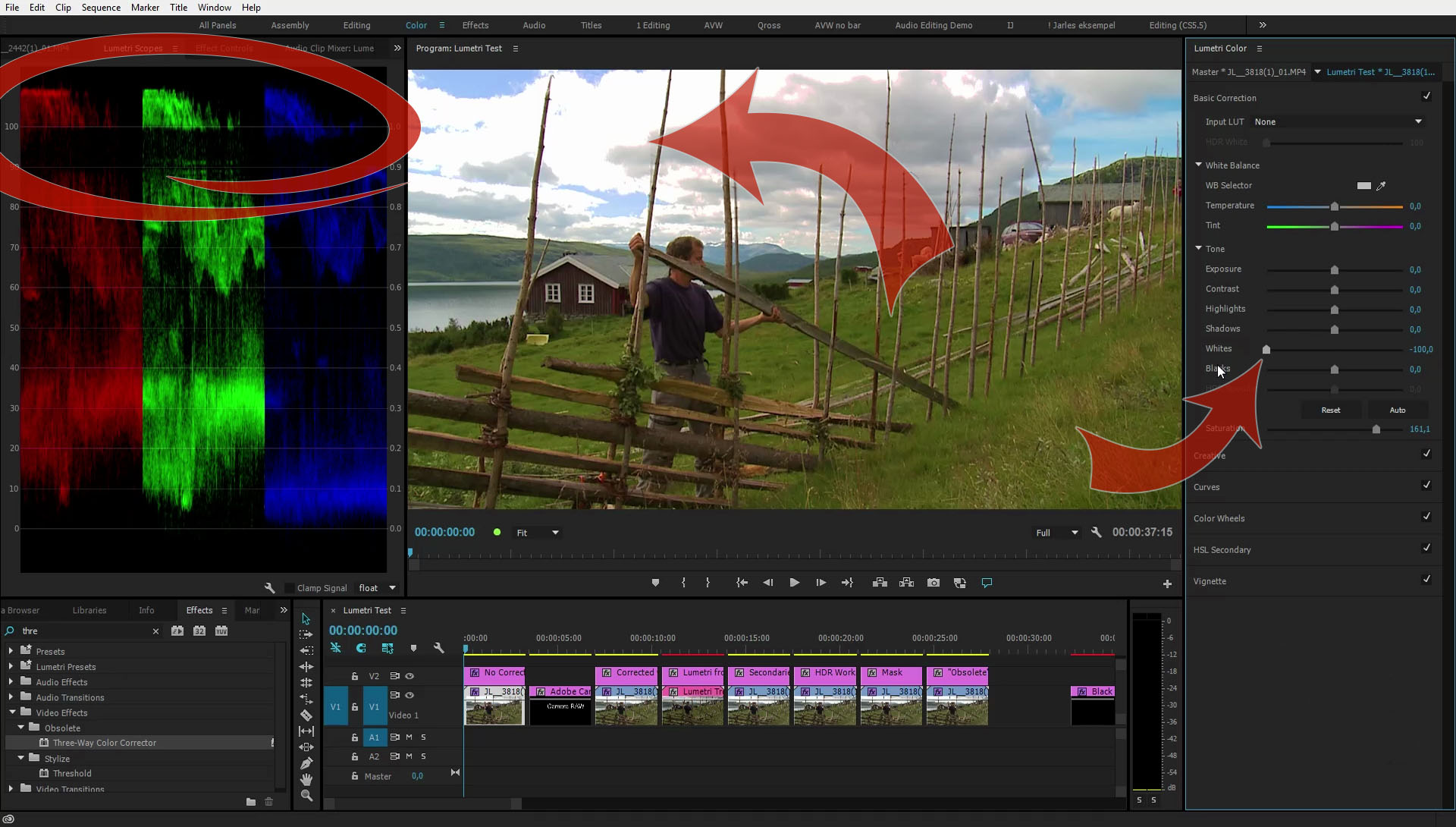 How to use templates in Premiere Pro - PremierePro.net