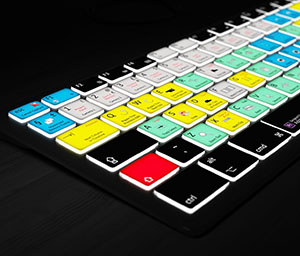 Editors Keys keyboard